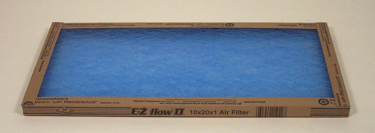 **INVENTORY CLOSEOUT**Fiberglass Air Filter 12x20x1  (Case of 6)  SHIPPING TO U.S. $1.99