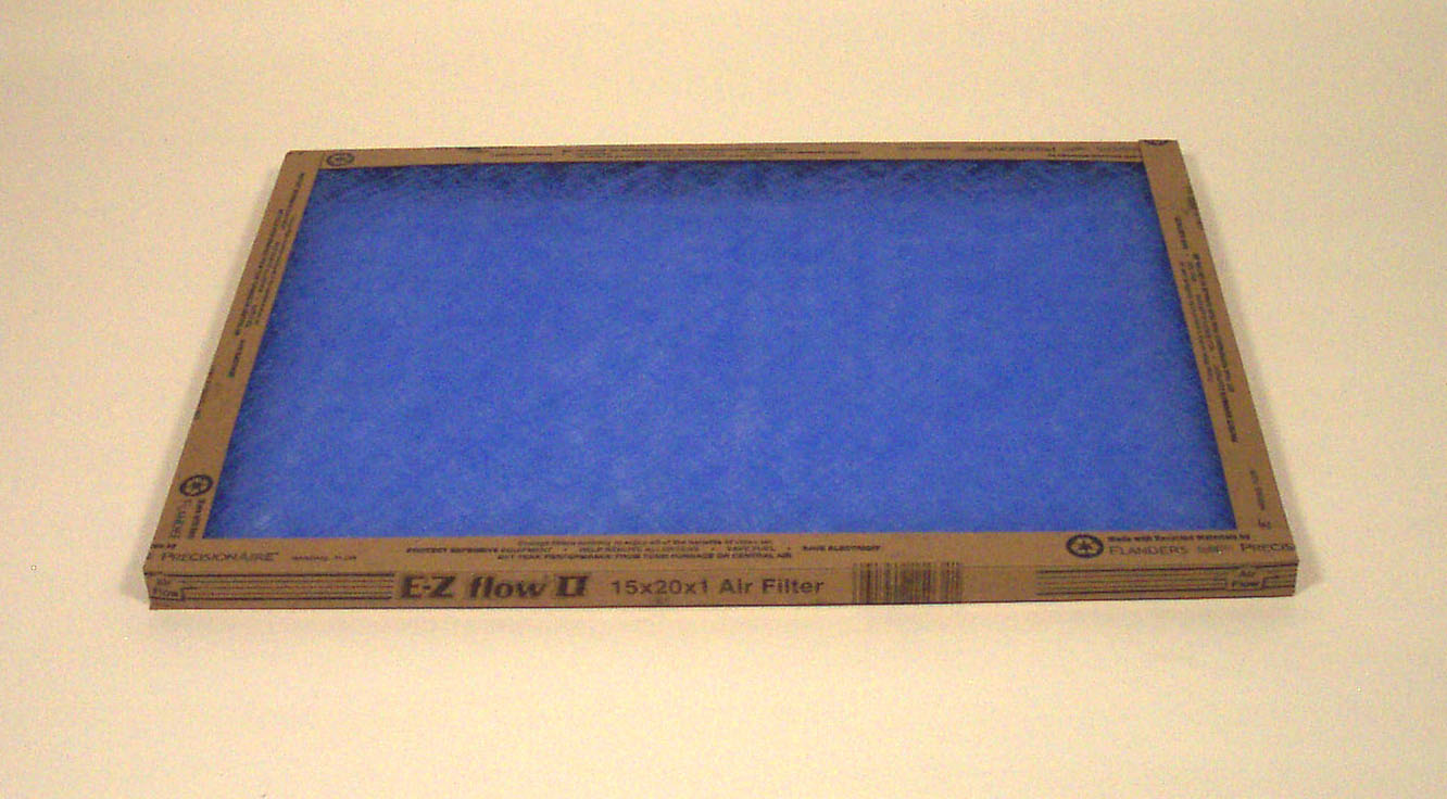 **INVENTORY CLOSEOUT**Fiberglass Air Filter 20x24x2  (Case of 6) SHIPPING TO U.S. $5.99
