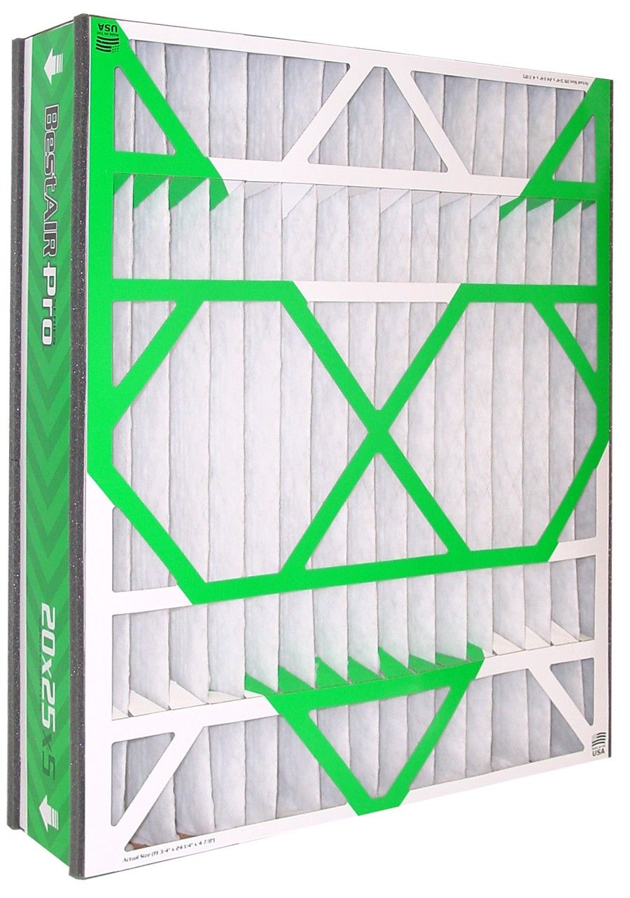 Replacement for Trion Air Bear Filter 255649-102 (20x25x5)