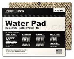 A35PR Humidifer Replacement Pad