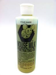 8oz bottle Mousemilk