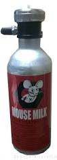 7oz refillable spray bottle w/ 32oz Mousemilk
